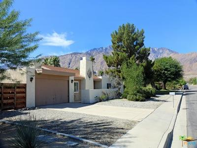 Palm Springs Single Family Home For Sale: 915 East Via Escuela