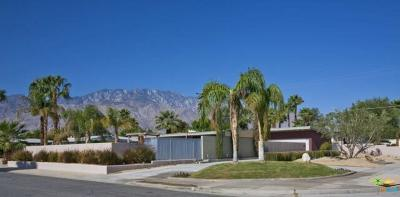 Palm Springs Rental For Rent: 1521 Via Roberto Miguel