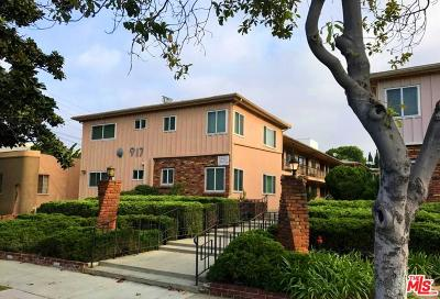 Inglewood Condo/Townhouse For Sale: 917 East La Palma Drive #10