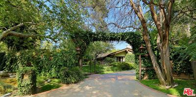 Los Angeles County Single Family Home For Sale: 1508 Old Oak Road