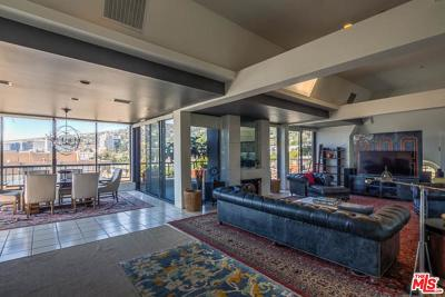 West Hollywood Rental For Rent: 1283 North Crescent Heights #PH