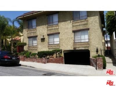 West Hollywood Rental For Rent: 912 Hilldale Avenue #1