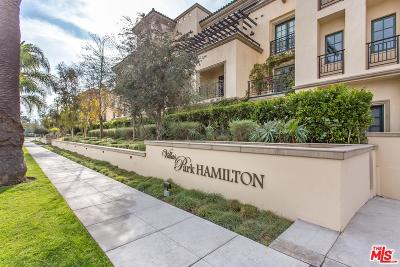 Beverly Hills Rental For Rent: 225 South Hamilton Drive #103