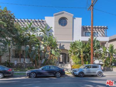 Sherman Oaks Condo/Townhouse For Sale: 4637 Willis Avenue #208
