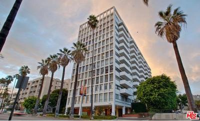 Sunset Strip - Hollywood Hills West (C03) Condo/Townhouse For Sale: 7135 Hollywood Boulevard #1007