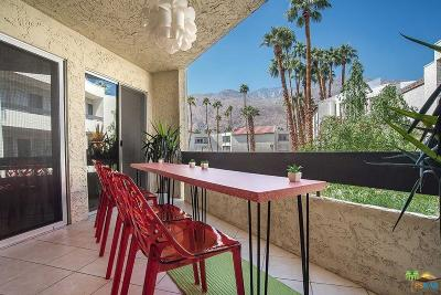 Palm Springs Condo/Townhouse For Sale: 1550 South Camino Real #224