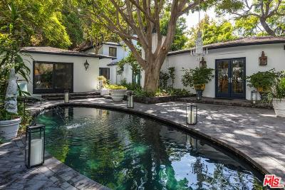 Beverly Hills Single Family Home For Sale: 1400 Dawnridge Drive