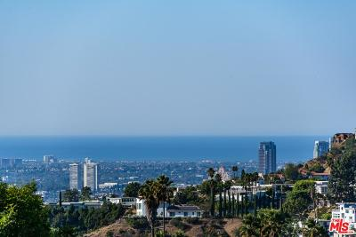 Sunset Strip - Hollywood Hills West (C03) Single Family Home For Sale: 2651 La Cuesta Drive