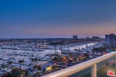 Los Angeles County Condo/Townhouse For Sale: 13700 Marina Pointe Drive #904