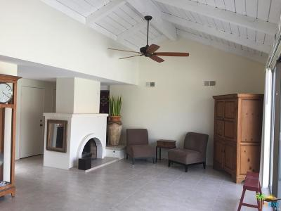 Palm Springs Condo/Townhouse For Sale: 4455 East Seven Lakes Drive #D