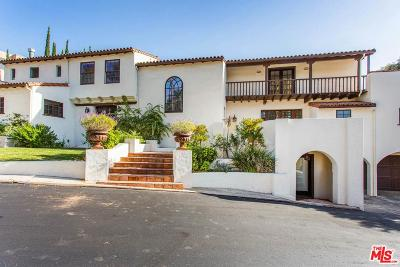 Hollywood Hills East (C30) Single Family Home For Sale: 2110 Alcyona Drive