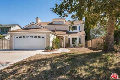 Canyon Country Single Family Home For Sale: 28832 Shadyview Drive