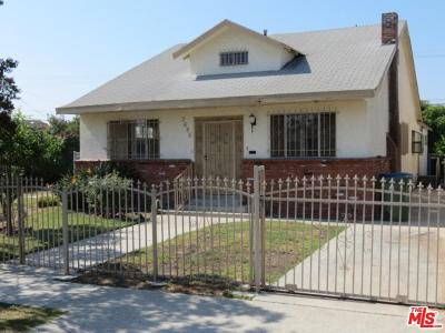 Los Angeles Single Family Home For Sale: 3685 4th Avenue