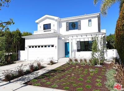 Cheviot Hills/Rancho Park (C08) Single Family Home For Sale: 10537 Cushdon Avenue