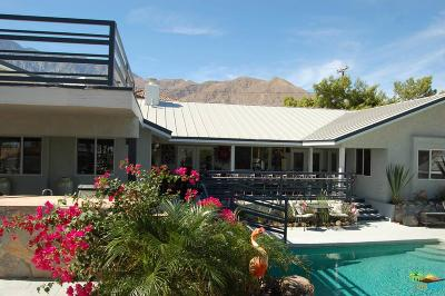 Palm Springs CA Single Family Home For Sale: $968,000