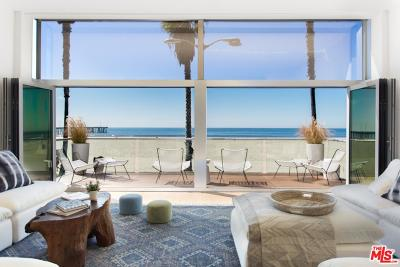 Los Angeles County Single Family Home For Sale: 2811 Ocean Front Walk