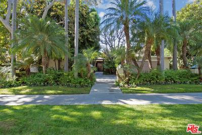 Beverly Hills Single Family Home For Sale: 519 North Roxbury Drive