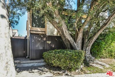 Los Angeles County Condo/Townhouse For Sale: 1714 Federal Avenue