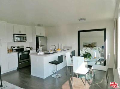 Santa Monica Rental For Rent: 2727 6th Street #307