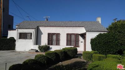 Single Family Home For Sale: 317 North Orlando Avenue