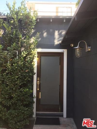 West Hollywood Rental For Rent: 7711 Lexington Avenue #7711 1/2