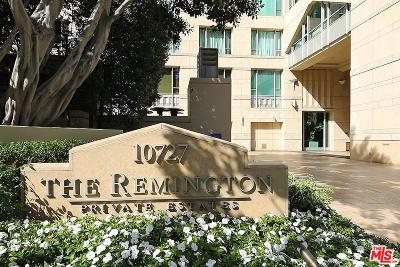 Los Angeles County Condo/Townhouse For Sale: 10727 Wilshire Boulevard #503