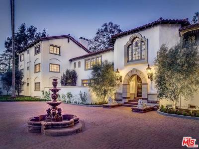 Beverly Hills Rental For Rent: 904 Benedict Canyon Drive