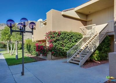 Palm Springs Condo/Townhouse For Sale: 222 North Calle El Segundo #554