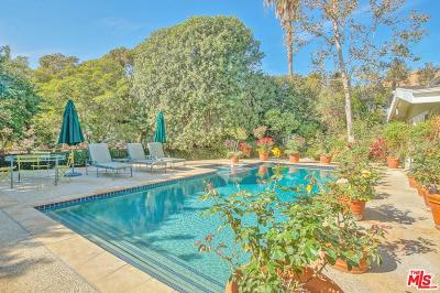 Beverly Hills Single Family Home For Sale: 1095 Carolyn Way