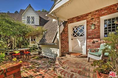 Studio City Single Family Home For Sale: 3724 Buena Park Drive