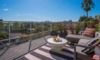 West Hollywood Rental For Rent: 825 North Kings Road #PH1