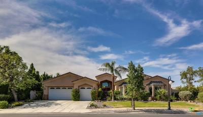 Rancho Mirage Single Family Home For Sale: 15 Napoleon Road