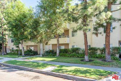 Sherman Oaks Condo/Townhouse For Sale: 4358 Mammoth Avenue #4