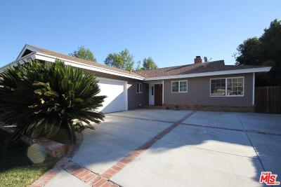 Chatsworth Single Family Home For Sale: 10412 Hanna Avenue