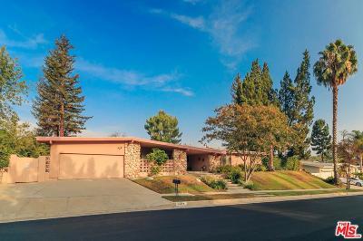Tarzana Single Family Home For Sale: 4411 Jubilo Drive