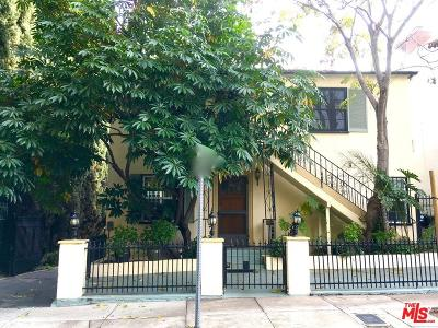 West Hollywood Rental For Rent: 9050 Elevado Street