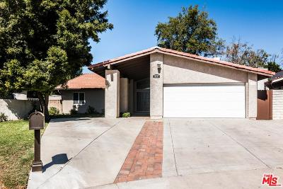 Northridge Single Family Home For Sale: 9551 Gladbeck Avenue
