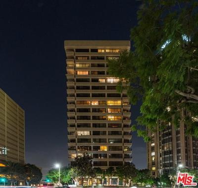 Los Angeles County Condo/Townhouse For Sale: 10750 Wilshire Boulevard #1203