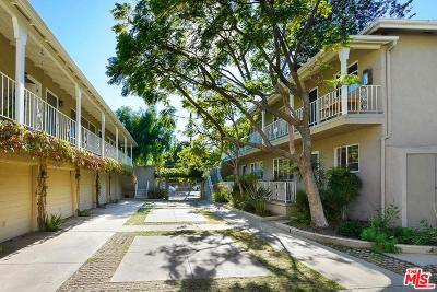 Los Angeles County Condo/Townhouse For Sale: 1315 Franklin Street #H