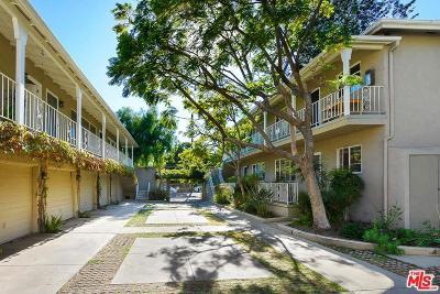 Santa Monica Condo/Townhouse For Sale: 1315 Franklin Street #H