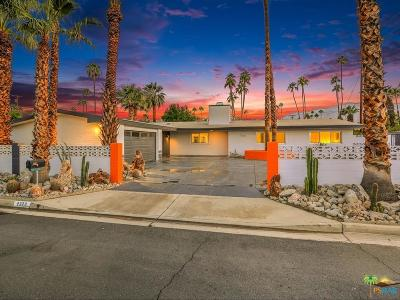 Palm Springs Single Family Home For Sale: 1329 South Riverside Drive