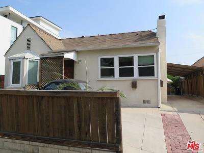 Los Angeles County Residential Income For Sale: 810 North Curson Avenue