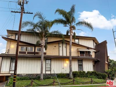 Inglewood Condo/Townhouse Closed: 7000 South La Cienega #6