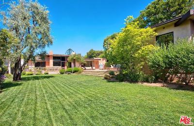 Beverly Hills Single Family Home For Sale: 1018 Summit Drive