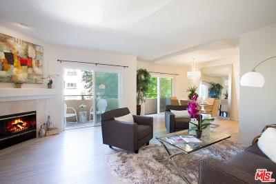 Los Angeles County Condo/Townhouse For Sale: 1811 Manning Avenue #201