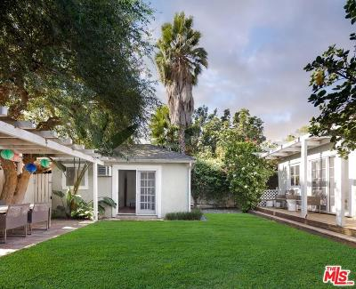 West Hollywood Single Family Home For Sale: 8724 Ashcroft Avenue