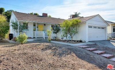 Los Angeles County Single Family Home For Sale: 5327 Dobson Way