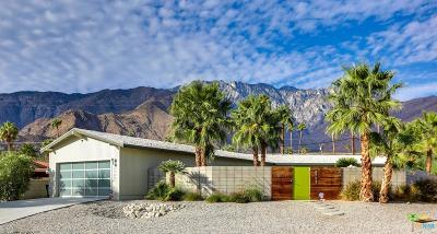 Palm Springs Single Family Home For Sale: 2789 North Junipero Avenue