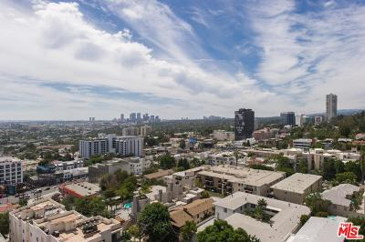 West Hollywood Condo/Townhouse For Sale: 8787 Shoreham Drive #1206