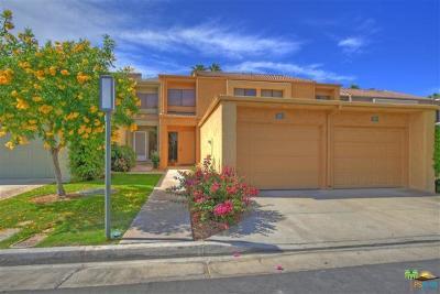 Palm Springs Condo/Townhouse For Sale: 2051 South Ramitas Way